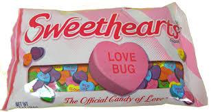 necco hearts conversation hearts 8oz bag necco blaircandy