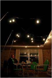 how to hang backyard party lights home outdoor decoration