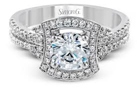 simon g engagement rings simon g flared halo engagement ring tr330 arden jewelers