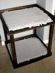 a diy pet bed tutorial love bunks u2022 charleston crafted