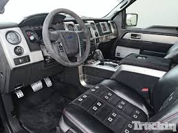 Ford Raptor Truck Wraps - 2011 ford f 150 svt raptor diamond in the desert truckin magazine