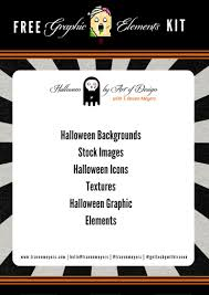 free halloween graphic free halloween design kit halloween halloweendesign