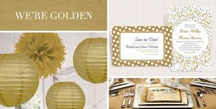 black and gold party decorations shop by color wedding decorations party supplies party city