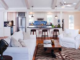 Beachy Living Rooms by Seaside Chic Zebra Print Living Room Kitchen And Pulley