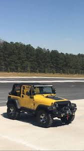 25 best 2005 jeep wrangler ideas on pinterest yellow jeep