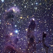 esa science u0026 technology pillars of creation in near infrared
