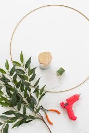 wreath a minimalist diy fall wreath cupcakes u0026 cashmere
