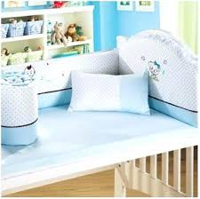 Cheap Crib Bedding Sets For Boy Baby Boy Bedding Sets Embroidery 4 6 Pieces Baby Bedding Set
