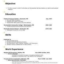 s associate resume objective statement retail manager resume cover