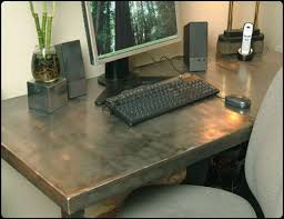 Metal Computer Desk Working Metal Computer Desk Metal Computer Desk Desks And