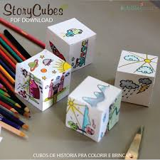 printable question dice printable story cubes story dice creative paper play