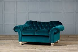 teal chesterfield sofa bessie velvet fabric chesterfield sofa