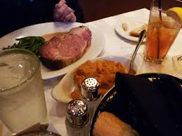 thanksgiving feast prime rib turkey and ham picture of shula s