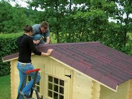 plaque ardoise jardin une toiture d u0027exception pour votre abri de jardin leroy merlin