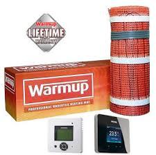 warmup britains best selling electric underfloor heating system