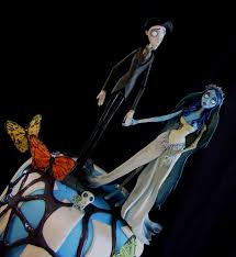 Halloween Wedding Cake Toppers Halloween The Twisted Sifter