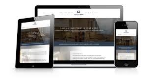 Homes Websites Website Design Work Samples U2022 Blackstone Studio