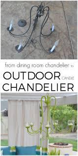 best 25 diy candle chandelier ideas on pinterest budget