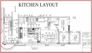 floor layouts kitchen beautiful restaurant kitchen floor plan layout design