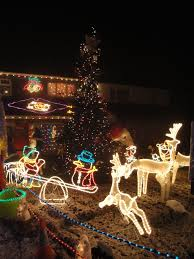 file newport long lane house christmas decorations 2010 2 jpg