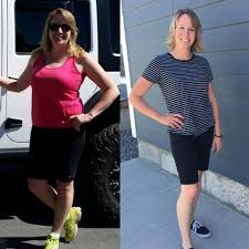 After Challenge Toni Shed 22 Pounds And 19 Inches On The 30 Day Clean