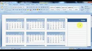 best ideas of how to make a calendar template on microsoft word