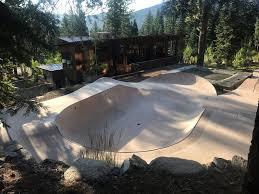 backyard skatepark truckee ca california skateparks