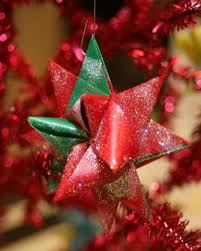 tutorial for origami ornaments 16 point 3d just like