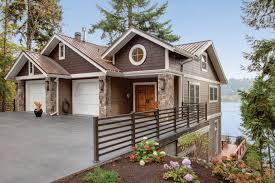 log homes built into hillside american hwy