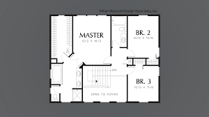 mascord house plan 2166 the wallace