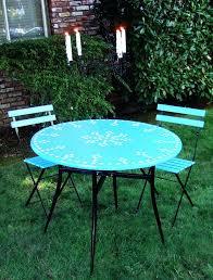 outdoor mosaic bistro table outdoor mosaic bistro table bistro