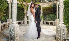 kevin hart wedding kevin hart marries eniko parrish see their stunning wedding