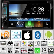 kenwood excelon double din dvd cd player car install kit harness