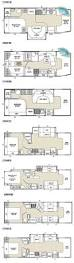 prevost floor plans coachmen freelander class c motorhome floorplans 7 models