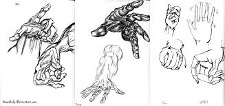 hand sketches anatomic by noneonly on deviantart