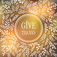 10 ways to give thanks