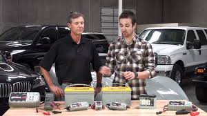 charging two 6v batteries in series youtube
