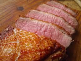 cuisiner un filet de canard cuisson du magret de canard à la poêle la ronde des délices