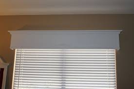 How To Sew Valance Tutorial How To Make A Wood Valance Window Treatment I Heart