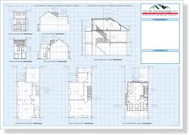 Loft Conversion Floor Plans by Floor Plan The Attic Room Design