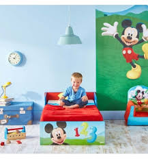 chambre mickey mouse mickey mouse lit de transition