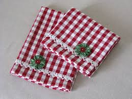 miss abigail u0027s chest christmas kitchen towels
