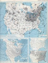 Dayton Map The Great Blizzard Of 1978