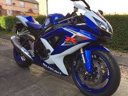 suzuki gsxr 600 4000 miles 2009 in hamilton south lanarkshire