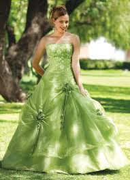 lime green wedding dresses plus size wedding dress quinceanera