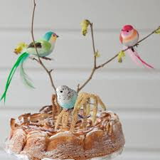 amusing bird decorations stunning ideas sisal bird ornaments