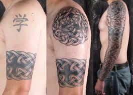 66 best celtic tatts images on pinterest sleeve tattoos celtic