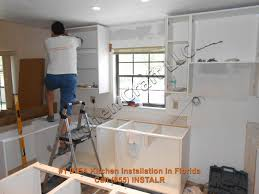 Installation Kitchen Cabinets How Long To Install Kitchen Cabinets Kitchen Cabinet Ideas