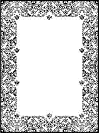 clipartx info decorative ornamental frame border free