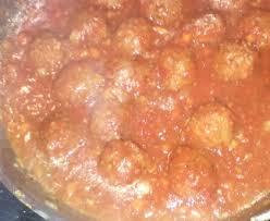 cuisiner boulette de viande sauce bolognaise aux boulettes de viande recette de sauce